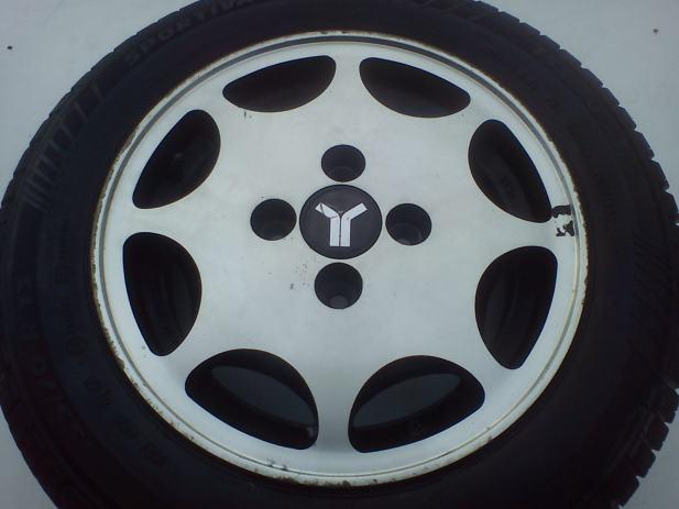 Stock alloy wheels Yugo-koralke-4kom-gumama-slika-28721533