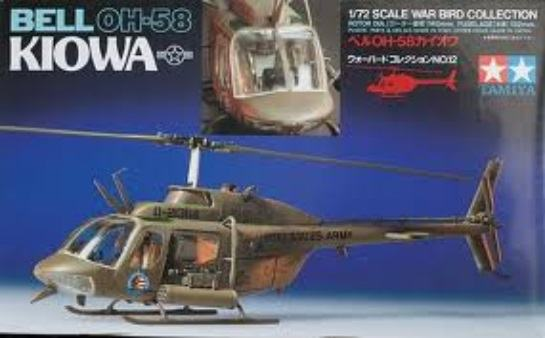 Oglas: Prodajem 1/72 makete i naljepnice Tamiya-1-72-bell-oh-58-kiova-slika-46643780