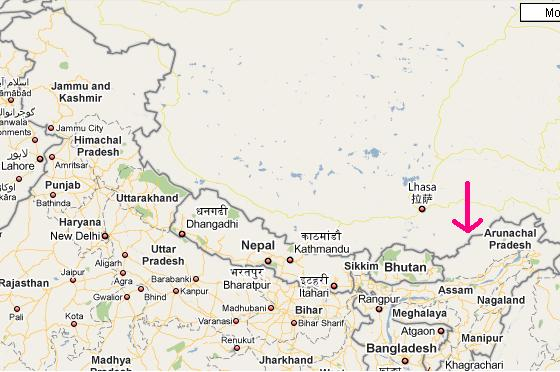 Indian Army (IA): Equipment and News ArunachalP1