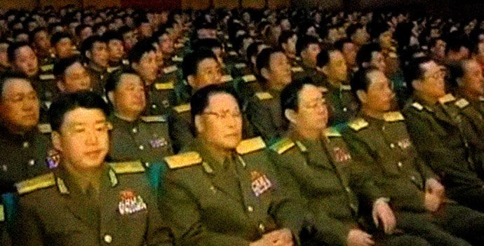 """PYONGYANG TRAFFIC GIRL AWARDED TITLE """"HERO OF THE DPRK"""" Ri-security-services"""