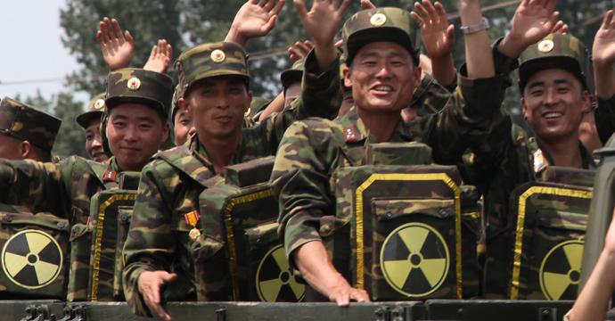 El Guerrero mas Letal--Rangers vs Fuerzas Especiales Norcoreanas Dprk-nuclear-packs