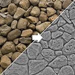 [TUTORIAL] Como criar suas texturas Normal Map, Displacement Map e Bump Map (Photoshop) Nbump