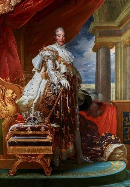 Le comte Charles-Philippe d'Artois, futur Charles X - Page 5 93913106_3003231256412223_2463383208494891008_n