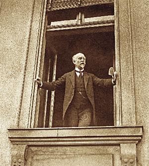 Alemania 1918-19. Revolución proletaria, reforma y contrarrevolución capitalistas (I) Philipp-scheidemann