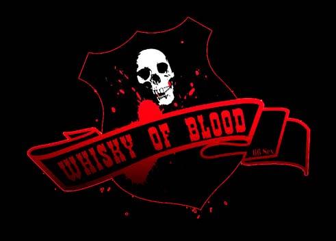 Whisky Of Blood  I_whiskyofblood_logo