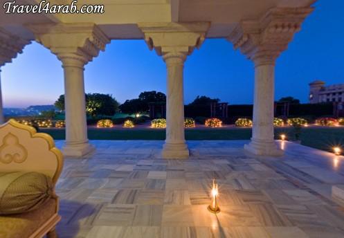 فندق داخل البحر في الهند 6696