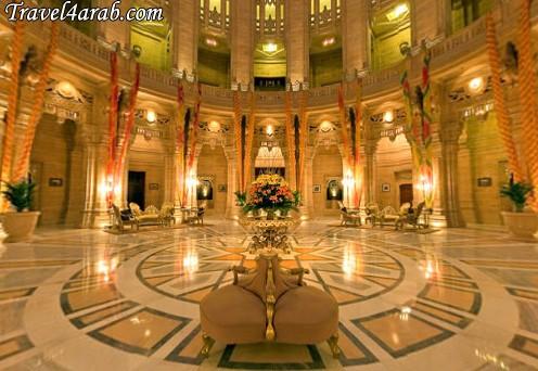 فندق داخل البحر في الهند 6699