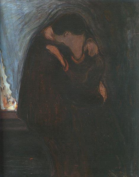 Edvard Munch / Edvard Munk  Kys_b