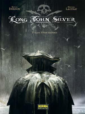 Norma Editorial: LONG JOHN SILVER 1. LADY VIVIAN HASTINGS 01203430601_g