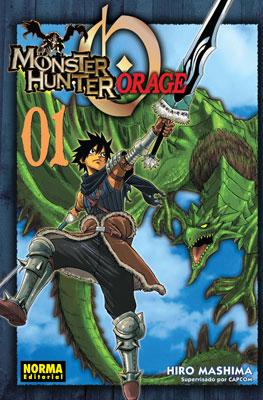 Monster Hunter Orage - En Febrero por Ed. Norma - Página 2 01251000101_g