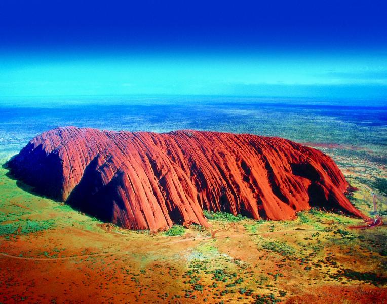 Svetske baštine - Page 2 Uluru-3551