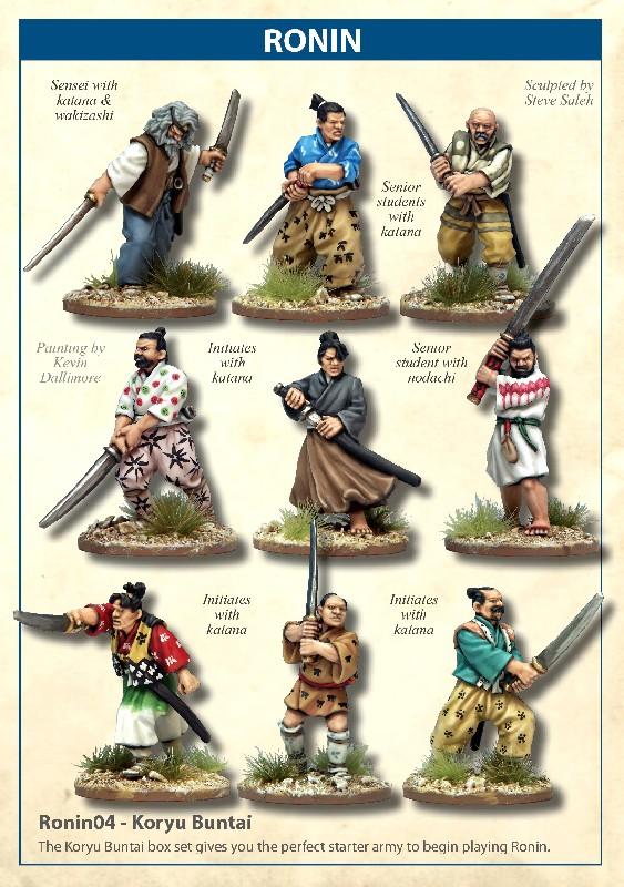 Figurines pour le jeu Ronin  Img5453