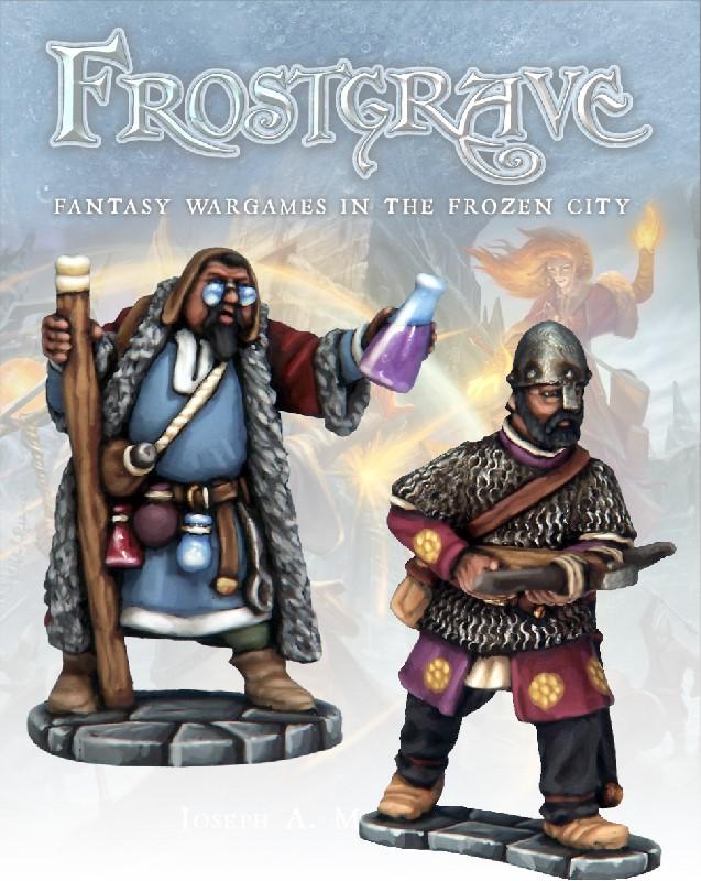 Divers fabricants de figurines pour le Fantastique Img7465