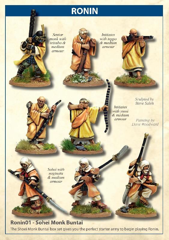 Figurines pour le jeu Ronin  Img5449