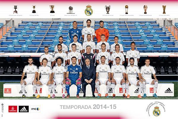 Hilo del Real Madrid Poster-real-madrid-plantilla-2014-2015