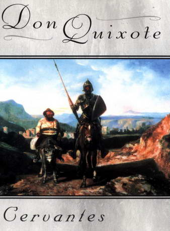 Don Kihot -Migel Servantes Don-Quixote-Vol-1