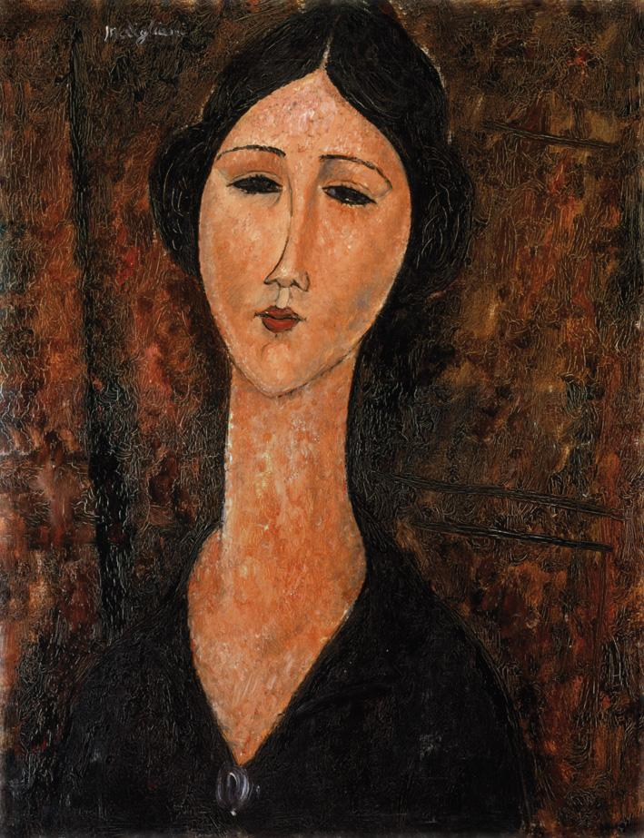 Parlons peinture... - Page 3 CLEMENTE-AMEDEO-MODIGLIANI