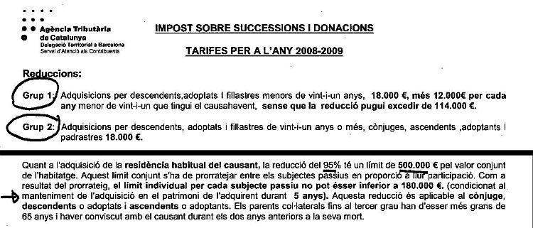 """Resposta del Cap del Gabinet del President Montilla a la tramesa del """"Poema per a un Impost"""" Excerpt"""