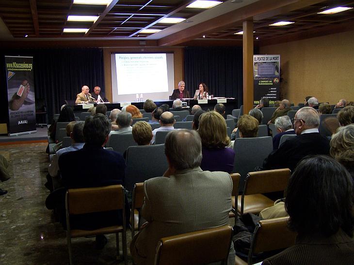 Conferencia en Tarragona 100_1182