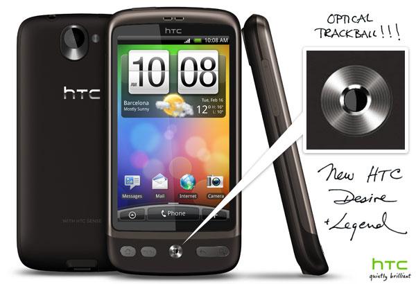 báo cáo về điều hành android HTC-Desire