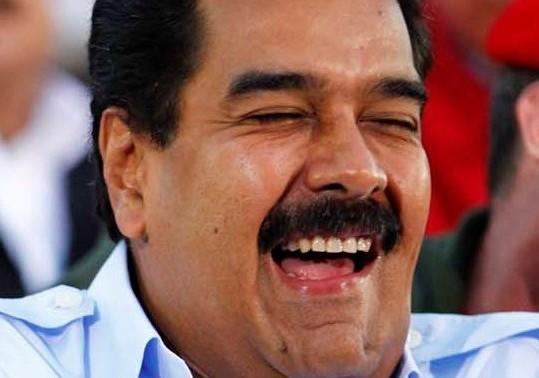 Gobierno de Nicolas Maduro. - Página 3 MAduro-riendo-539x378
