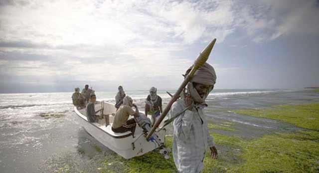 Somalia Coast Guards - Knaan Speaks Truth unlikely to be heard on CNN Somali-pirates