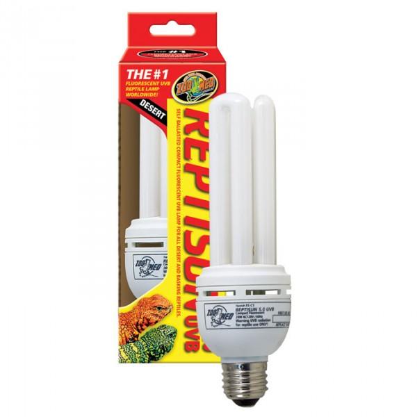 Lampe pour terrarium Reptisun-sun-26w-100-uvb-desert