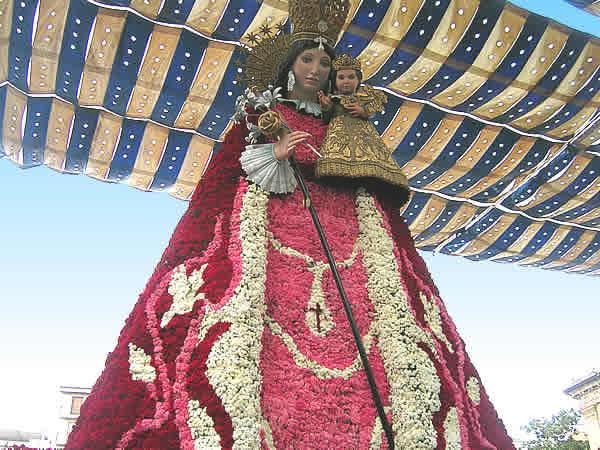 OFRENDA A LA VIRGEN DE LOS DESAMPARADOS Ofrenda041