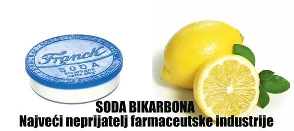 LIJEČENJE RAKA Soda-bikarbona
