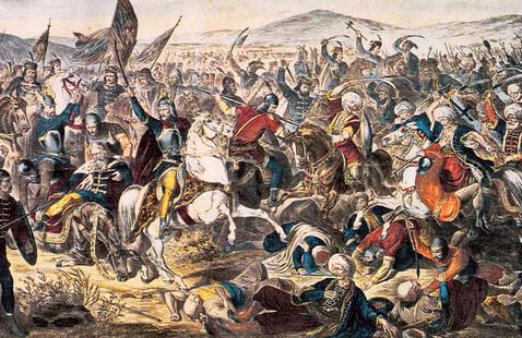 Mitovi,  legende, narodno predanje - Page 2 Kosovski-boj