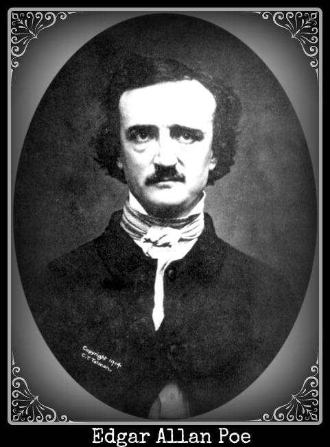 Edgar Alan Po Edgar-Allan-Poe-portrait