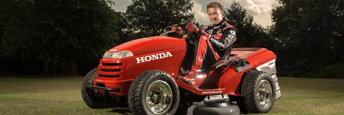 Honda RC213V-S Tondeuse-Honda-Mean-Mower