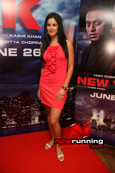 Katrina Kaif at New York media meet IMG_5540