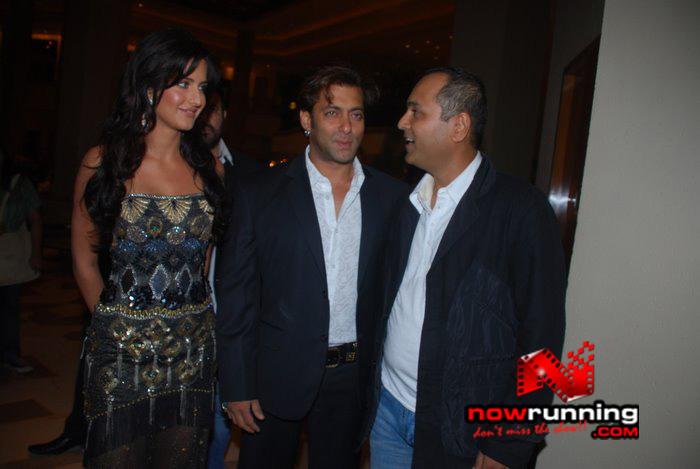 Salman Khan & Katrina unveils Singh Is Kinng music album Singhkinng25