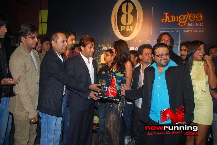 Salman Khan & Katrina unveils Singh Is Kinng music album Singhkinng28