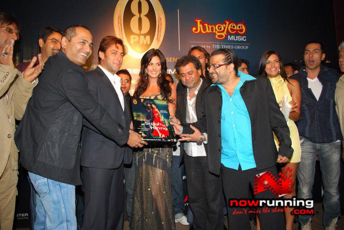 Salman Khan & Katrina unveils Singh Is Kinng music album Singhkinng46