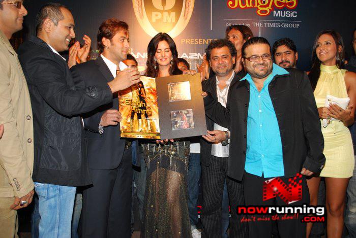 Salman Khan & Katrina unveils Singh Is Kinng music album Singhkinng47