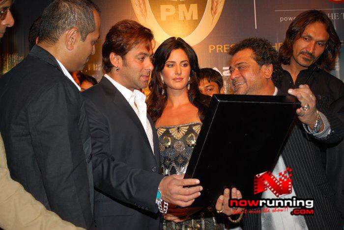 Salman Khan & Katrina unveils Singh Is Kinng music album Singhkinng51