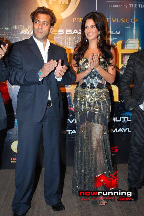 Salman Khan & Katrina unveils Singh Is Kinng music album Singhkinng62