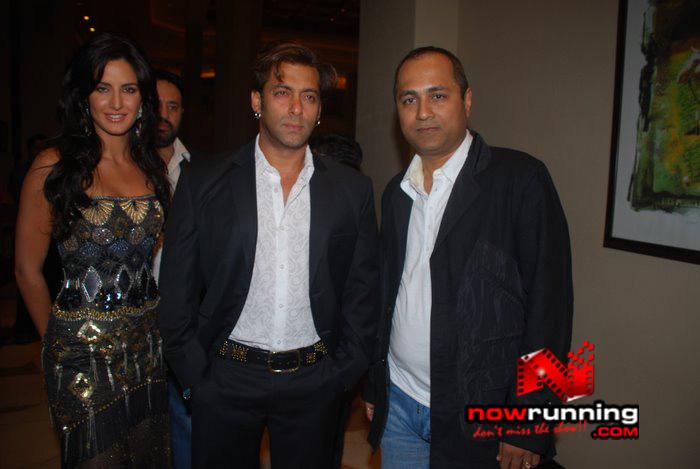 Salman Khan & Katrina unveils Singh Is Kinng music album Singhkinng8