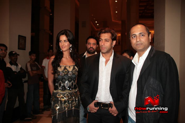 Salman Khan & Katrina unveils Singh Is Kinng music album Singhkinng87