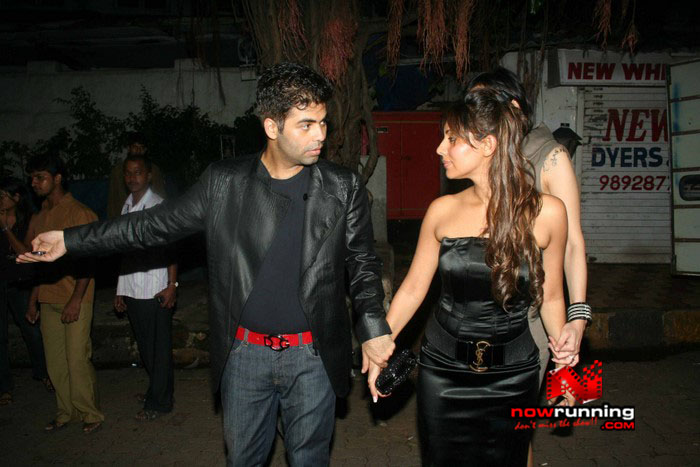 Salman Celebrates Kats B day 2008 IMG_7067