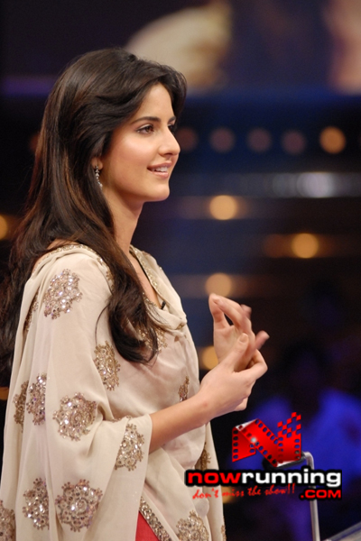 Katrina met Salman on 10 ka Dum Katrina