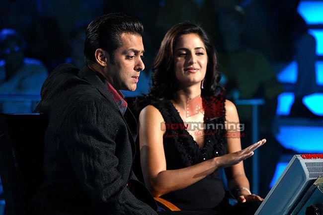 Salman and Katrina on KBC finale Kaun%20Banega%20Crorepati%2014