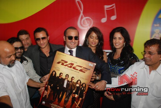 Race Music Launch on the sets of Chhote Ustaad Race%2032
