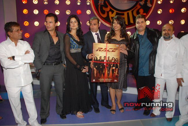Race Music Launch on the sets of Chhote Ustaad Race%2039