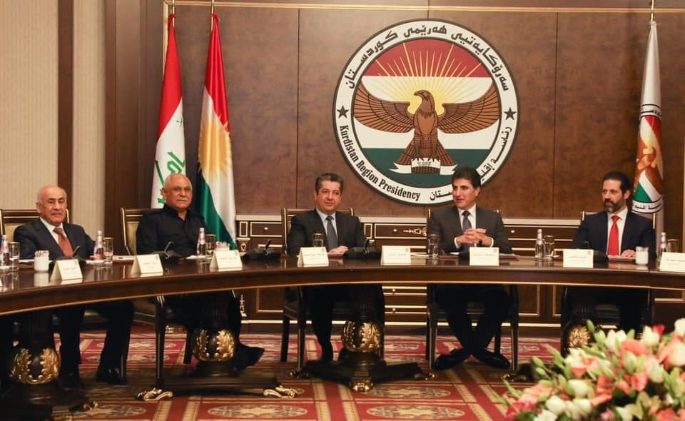 "Minister of Finance reveals the ""in-depth"" talks between Erbil and Baghdad next week on the oil of the region - Page 2 32202016593832202015411684132618_526758084634250_3688908425116254208_n"