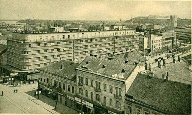 istorijski fragmenti Tanudzirceva-palata