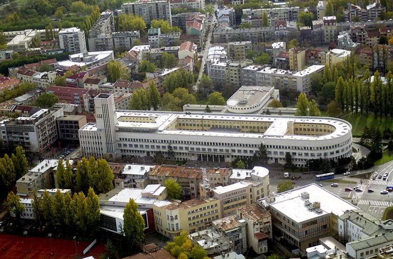 Najlepše gradjevine Srbije Banovina-novi-sad