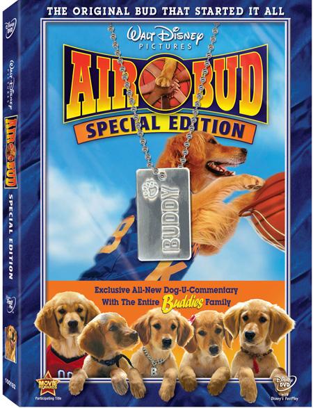 """[Disney] La Saga """"Air Bud"""" (2 films + 12 suites vidéos de 1997 à 2012) - Page 2 Airbud-a"""